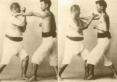 choki motobu kumite Shinjigenkan Brasil